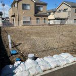西川田3区画分譲の中央の土地【66.04坪】